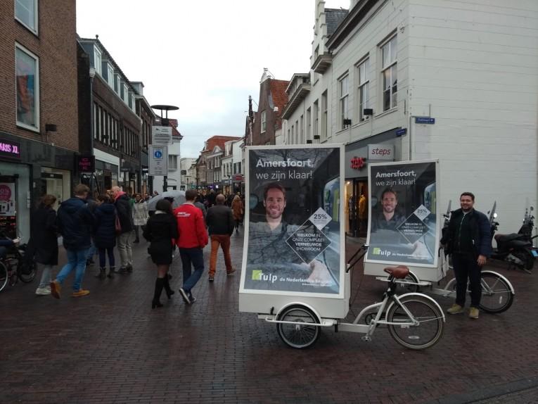 Tulp Keukens Amersfoort : Tulp keukens mobile abri mobiele billboards unieke buitenreclame